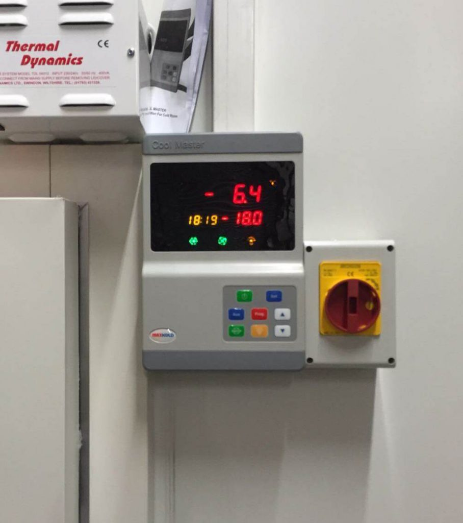 Cold room controller. Cold Room controller installation and repairs.